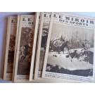 Revues Le Miroir du Sport Année 1929