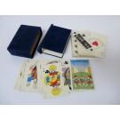 Jeu de cartes A. Dubout «Les Mousquetaires» 1954