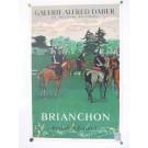 Affiche Lithographie Brianchon