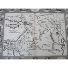 Ancienne carte Abraham