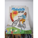 Affiche Mobylette Pin-up 46-49
