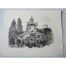 """Grande Photo Exposition Universelle Paris 1900 """" Palais Lumineux """""""