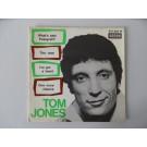 Disque Vinyl 45 tours Tom JONES 457.088 M