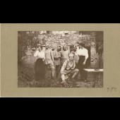 Photographie Ancienne Guerre Angeot 1917
