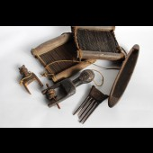 Lot anciens objets Africains