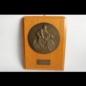 Cyclisme prix de tir médaille bronze vélo