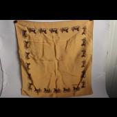 Petit foulard gavroche soie Céline Paris