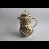 Cafetière porcelaine Capo di Monte