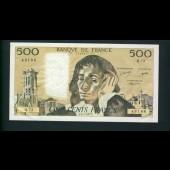 Billet 500 Francs PASCAL 3-2-1977.F.Q72 43186