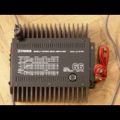 Amplificateur FISHER B 701 Automobile Tuning