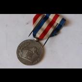 Médaille d'honneur des Chemins de fer 1954 GUIRAUD Georges