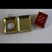 Rare mini livre Smallest French and English Dictionary, Bryce's (1896)