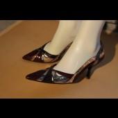Chaussures femme MIU MIU serpent