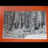 "CPA 54 "" Au Col de la Chipote "" Guerre 1914-18"
