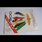 Programme officiel INDIANAPOLIS 500 1973