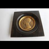 Médaille Compagnie Générale Transatlantique Paquebot Lafayette 1930 Delannoy