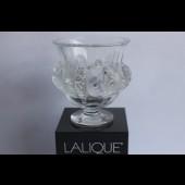"""Vase cristal LALIQUE """"Dampierre"""""""