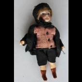 Ancienne petite poupée Française
