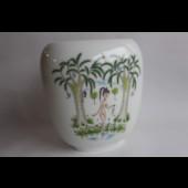 Vase Vintage en Porcelaine de Rosenthal par Raymond PEYNET