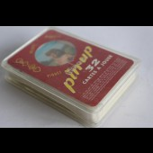 Ancien jeu de cartes a jouer érotique Pin-up