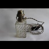 Lampe a petrole cristal de BACCARAT