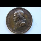 Médaille cardinal Hyacinthe-Sigismond Gerdil (1718-1802)