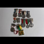 Médailles de tir (11)