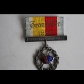 Médaille de tir Genève1928 Arquebuse - Navigation