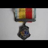 Médaille de tir Genève 1925 Arquebuse - Navigation
