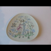 Assiette porcelaine de Rosenthal PEYNET