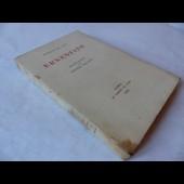 """Livre """"Ernestine"""" Marquis de Sade 1926 Sylvain Sauvage"""