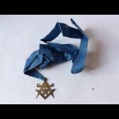 Insigne Franc-maçon Loge Cordialité Genève