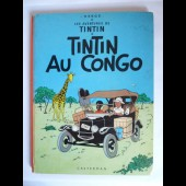 BD Tintin - Tintin au Congo - B39 - 1970