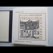 Versailles aux carrés - J. DESPERT et D. FUCHS