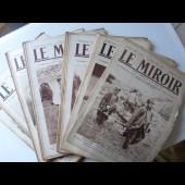 Revue LE MIROIR 1915 n°58-109