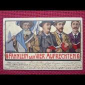 CPA illustrée Zurich Suisse Eidg Sängerfest 1905