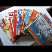 Ensemble BD Bande dessinée Achille TALON Spirou