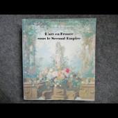 Livre L'Art en France Second Empire