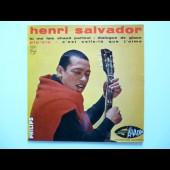 Disque Vinyle 45T Henri SALVADOR 432.585 BE