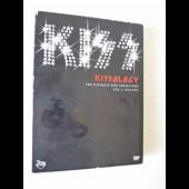 DVD coffret KISS ALAGY The Ultimate Kiss Col Vol 1