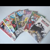Ensemble BD MARVEL Comics Excalibur