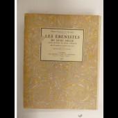 Livre Les Ébénistes DE SALVERTE 1953