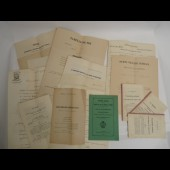 Documents Lettres Correspondances Militaires Suisses