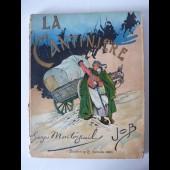 La Cantinière Georges MONTORGUEILL illustré JOB