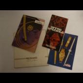 Anciens Catalogues Bijoux Montre RICHARD URECH AMARA