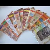Revues Numismatique & Change Année complète 1985