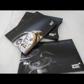 Catalogue Montres MONT BLANC Horlogerie Watch 2007/08