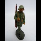 Soldat ELASTOLIN Militaire