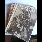 Revues Le Miroir du Sport 1937 Année Complète