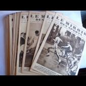 Revues Le Miroir du Sport 1930 Année Complète